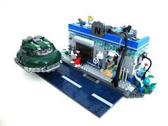 LEGO  Futuron Store (aabbee 150) Tags: store lego futuron foitsop