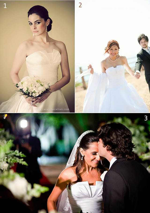 um vestido e 3 noivas 2