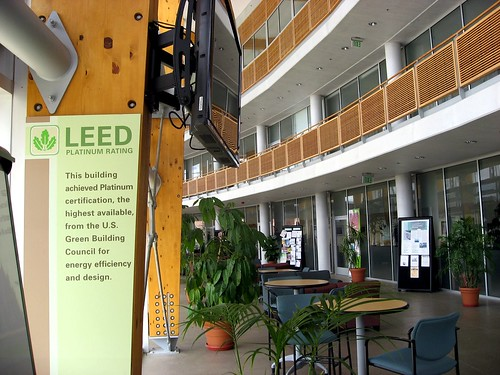 LEED certified in Arizona (by: Johnida Dockens, creative commons license)