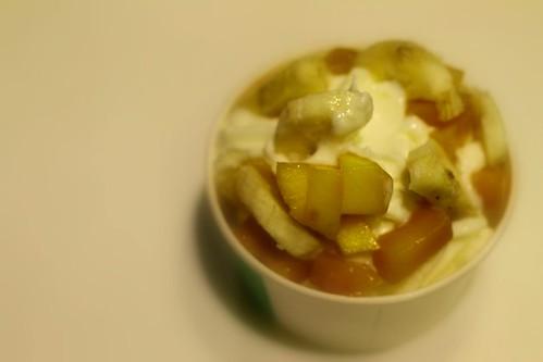 frozen yogurt, froyo