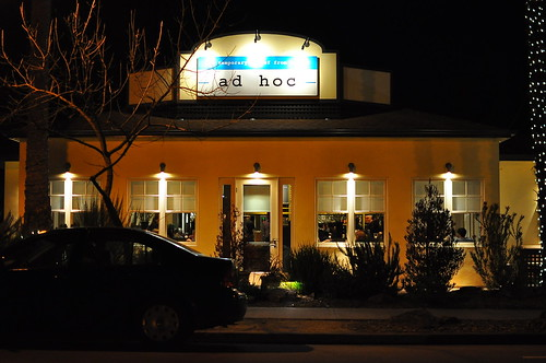 Fried Chicken Night at Ad Hoc - Yountville