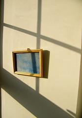 window and sky (birdlouise) Tags: shadow sky window lines sunshine photo angles indoors frame