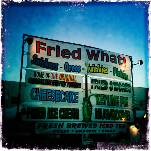 Fried what?!