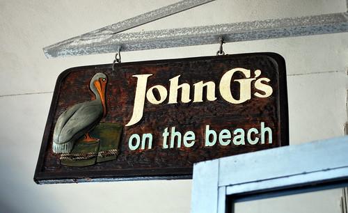 John G's Sign