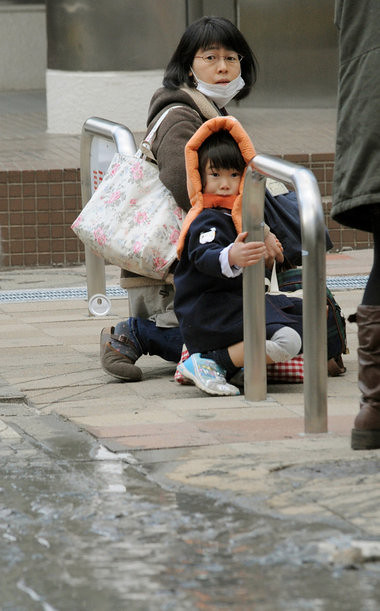 Japan tsunami, earthquake4