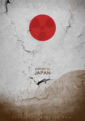 support to Japan (rupertalbe - rupertalbegraphic) Tags: japan danger japanese for tokyo earthquake pray nuclear tsunami help alberto sendai fukushima mariani rupertalbegraphic