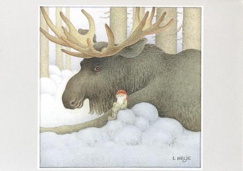 Lennart Helje - Skogens konung