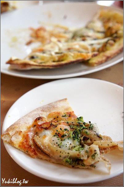 [三芝_食]*芝柏山莊 ~ Olmo新義式烘焙餐廳.柴燒Pizza