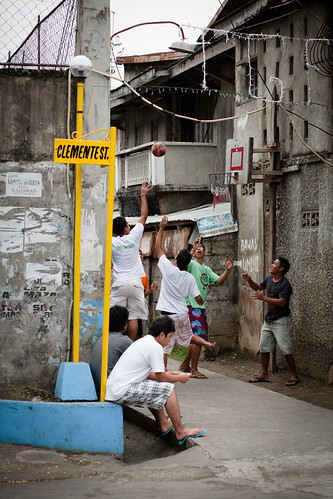 Basketball is tremendously popular in th by Beyond Neon, on Flickr