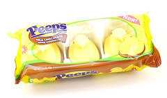 Peeps Milk Chocolate Dips