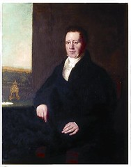 Portrait of James Ewing MP, LLD by John Graham Gilbert, shown here by kind permission of the Merchants House of Glasgow.