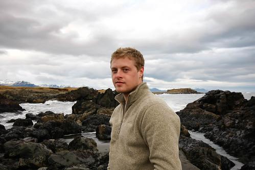Joe in Iceland