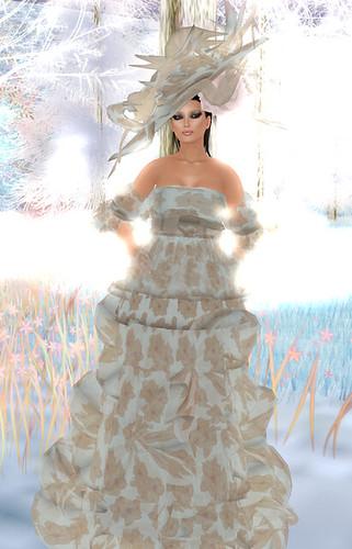 Fellini Couture- Taup Romance - Euphoria Hunt