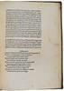 Colophon and verses from Valla, Laurentius: Elegantiae linguae latinae