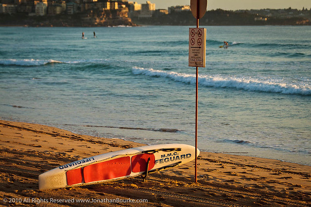 Dawn, Ocean Beach, Manly, NSW, Australia.