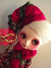 Magnolia in Carnival Theme!!!