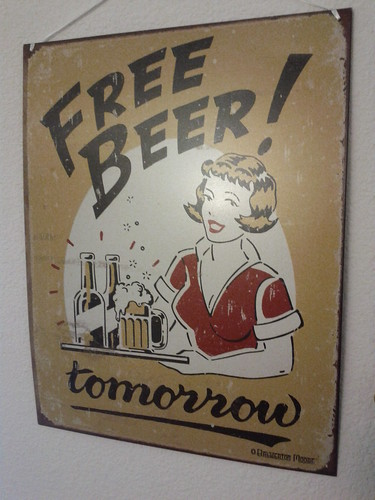 Day 77 - Free Beer