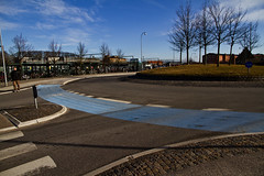 Roskilde Two Lane Roundabout 02