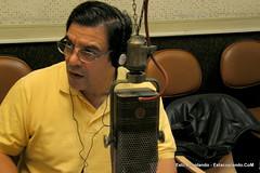 Miguel Cabrera en Radio Universal