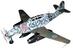 ME 262 000 (dougcole2000) Tags: ror rightonreplicas me262b1au1nightfighterreview me262b1au1nightfightermodelreview me262model monogram04179 04179 me262review 04179review me262modelreview