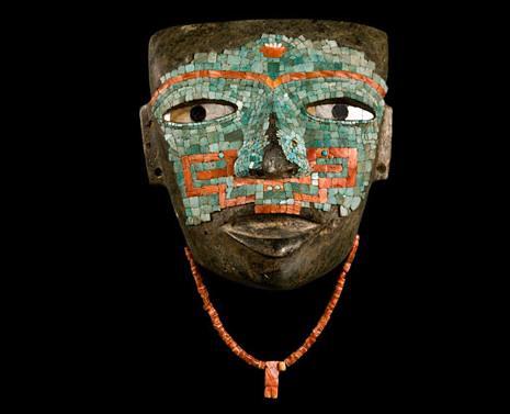 Máscara de Malinaltepec