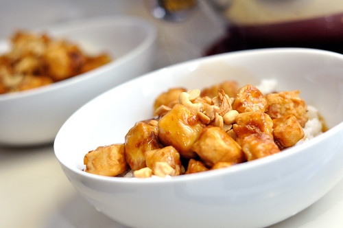 Cashew Tofu