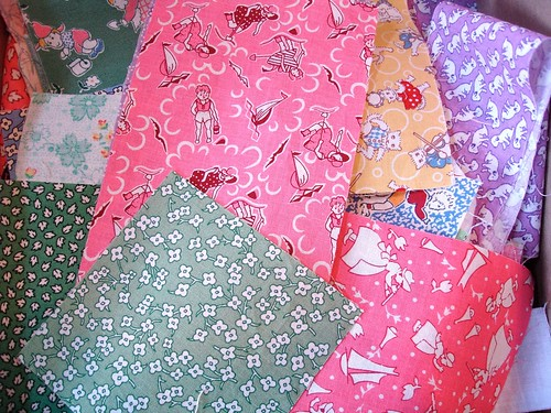 Adorable Fabric Sale Fabric - Not Sure of the Brand/designer