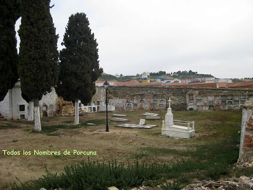 Cementerio de Porcuna