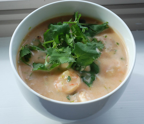 Shrimp Thai Soup