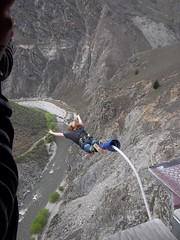 Queenstown: BUNGY JUMPING!!