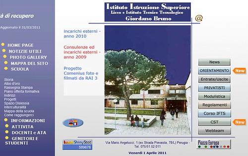 Istituto Tecnico per Attività Sociali Giordano Bruno di Perugia