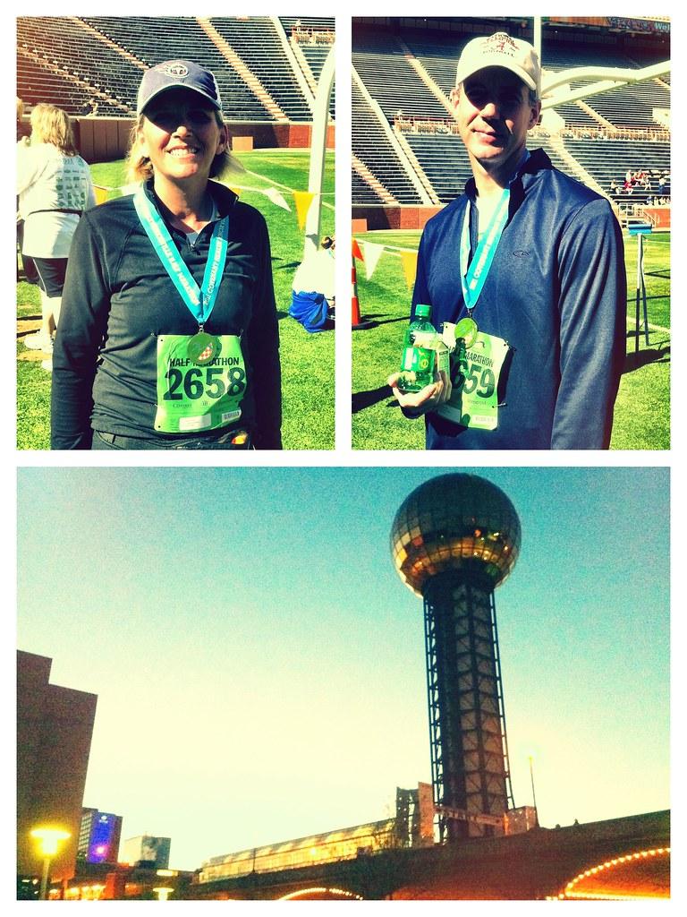 Knoxville Half-Marathon