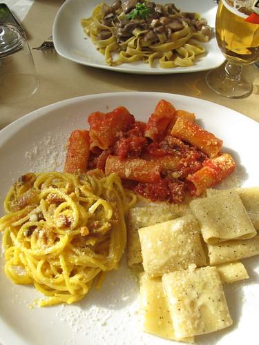 Rome Eats, Italy