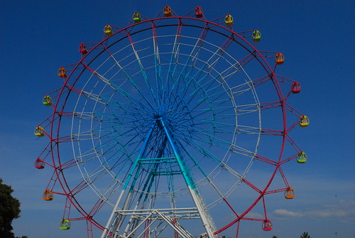 familiar ferris wheel