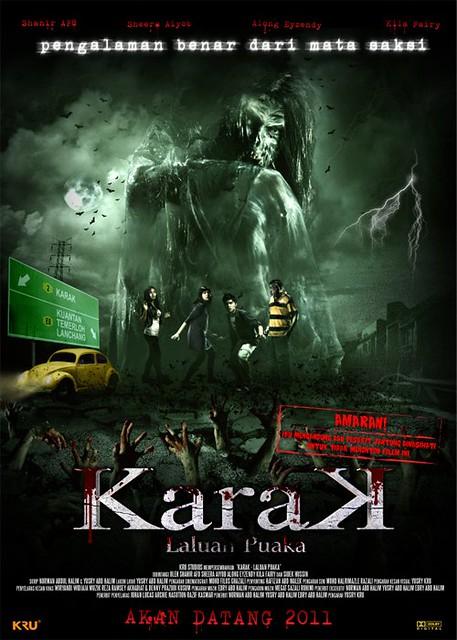 Karak - Laluan Puaka Poster