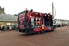 MC14-33 (Ian R. Simpson) Tags: carnival parade lancashire lorry procession float morecambe queenshotel mc2014 morecambecarnival2014 queenshotelontour