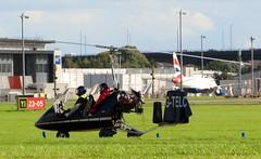 G-TELC Rotorsport UK MT-03 Gyrocopter  c/n RSUK/MT-03/028 (John S Douglas) Tags: gyro