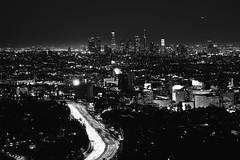 Los Angeles rockin' the dapper look. #blackandwhite  (redshutterbugg) Tags: nightphotography losangelesnights passion traffic beauty losangeles nightshots love fujifilm fujifilmxseries discoverla blackandwhite
