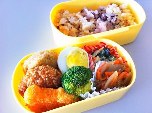 今日のお弁当 No.131 – 炊き込みご飯