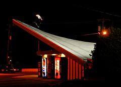 Billy Glatz - 360 Flip (billycox) Tags: new roof night burlington dark nikon cola 360 liquor flip cox jersey skateboard billy skater d200 tre coca glatz fakie