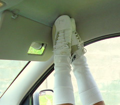 Annie's Puma Future Cat (#2) (cyrol2010) Tags: feet fetish cat foot sneakers nike future puma adidas trample trampling reebok shoejob