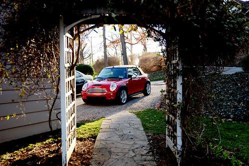 2008 MINI Cooper S Convertible