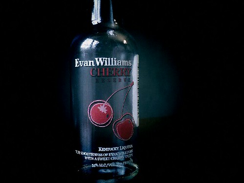 Evan Williams Cherry Reserve by AlphaHokie