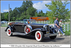 1931 Chrysler Imperial (sjb4photos) Tags: chrysler concoursdelegance 1931imperial 2010meadowbrook