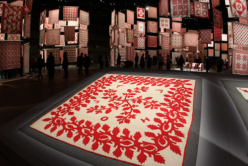 Aloha Means Red And White Quilts