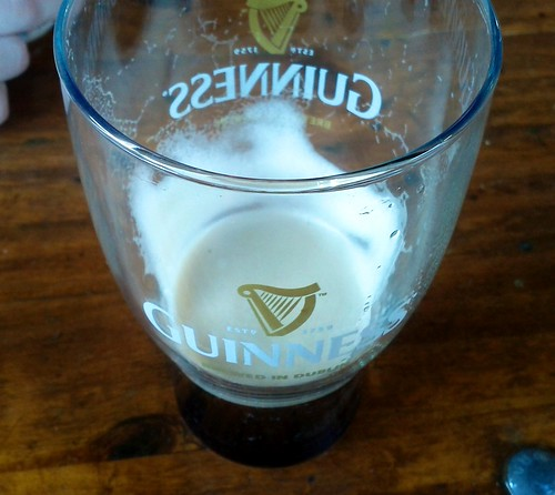 Day 87 - Guinness Levels Critical