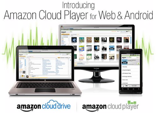 amazon cloud player announcement