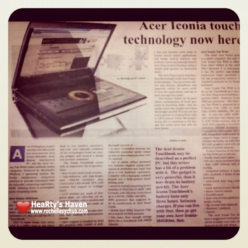 acer iconia mb article
