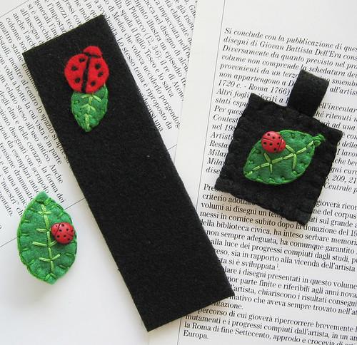 I love ladybugs gift set