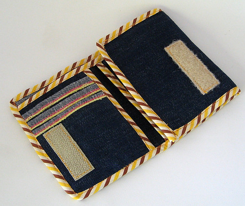 Handmade Wallet for Bob by b-a-boop